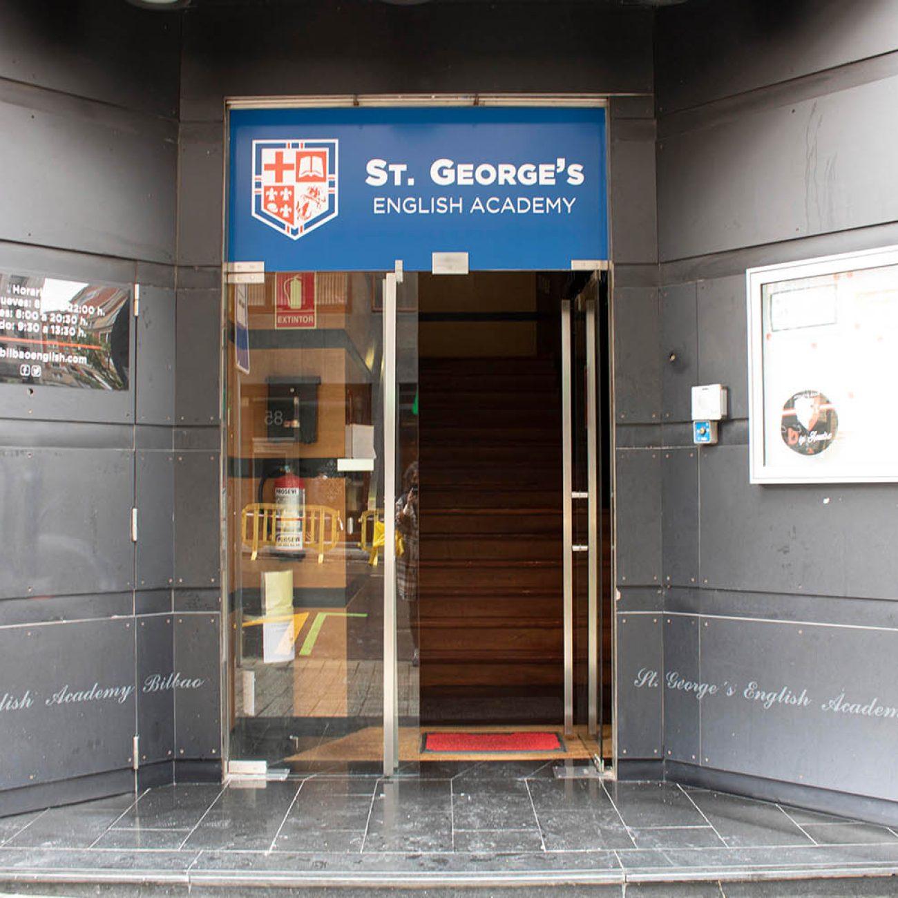 ST GEORGE ACADEMY EN BILBAO