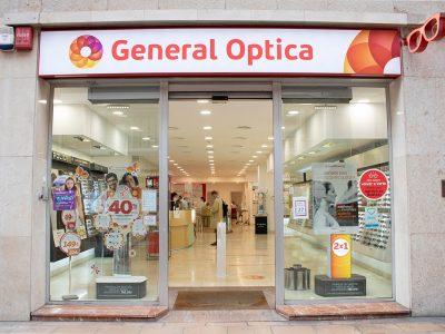 GENERAL OPTICA ERCILLA EN BILBAO