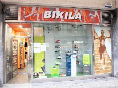 BIKILA TEINDA DE DEPORTE EN BILBAO