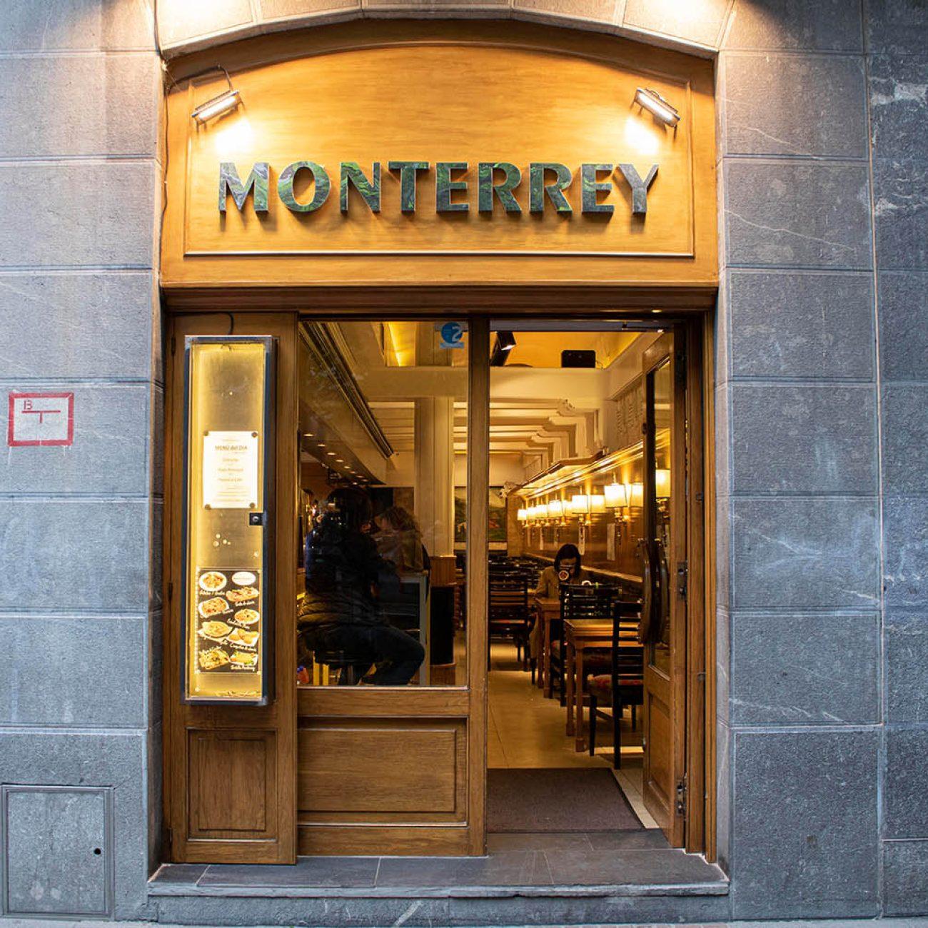 CAFETERIA RESTAURANTE MONTERREY