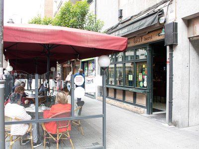 BAR CAFE GOLF BARRI EN DEUSTO