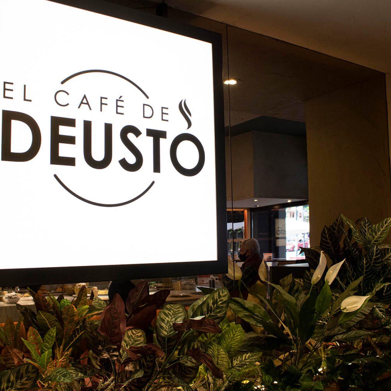 EL CAFE DE DEUSTO