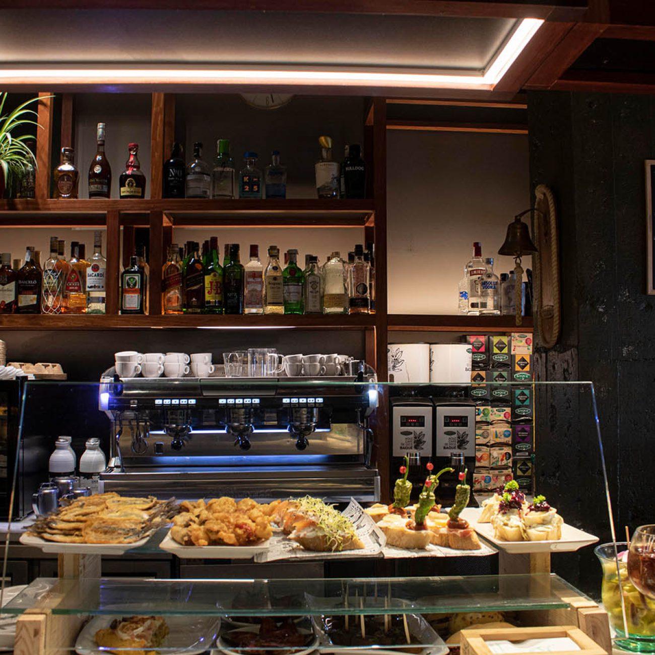 CAFETERIA ETXE BERRI EN DEUSTO
