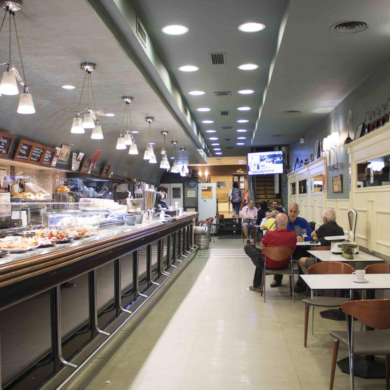 CAFE LAGO BILBAO