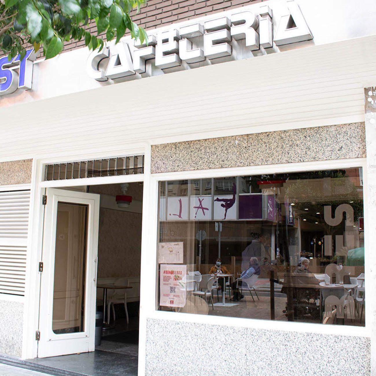 CAFETERIA BREST EN DEUSTO