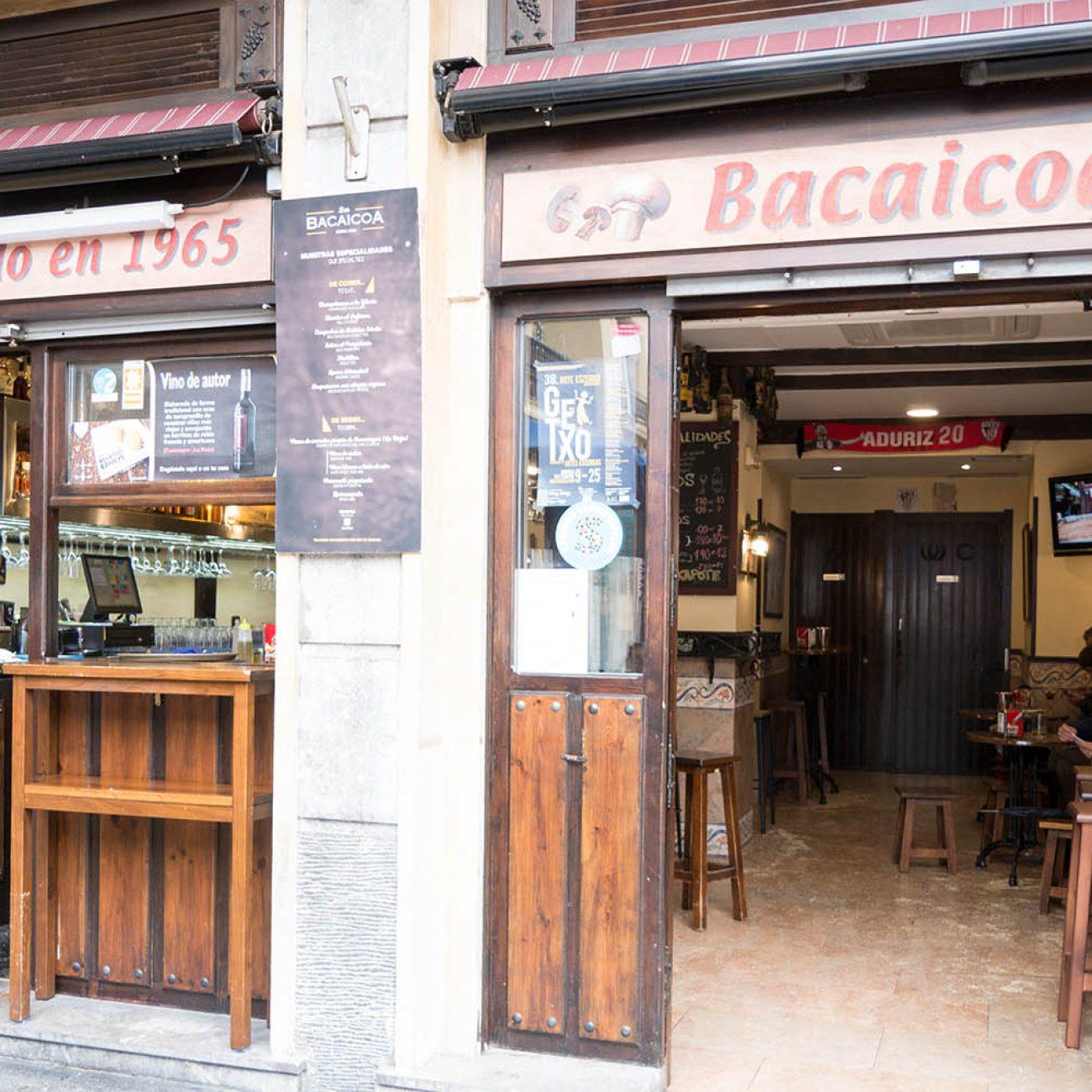 BAR BACAICOA